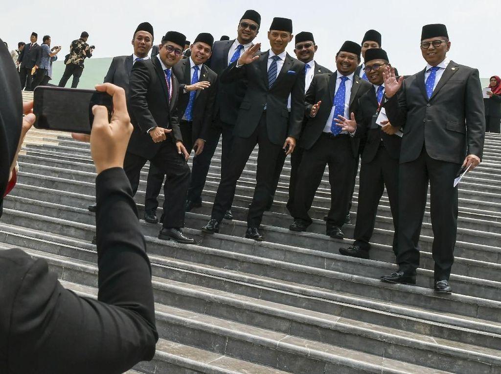 Nih Rincian Gaji dan Tunjangan Anggota DPR