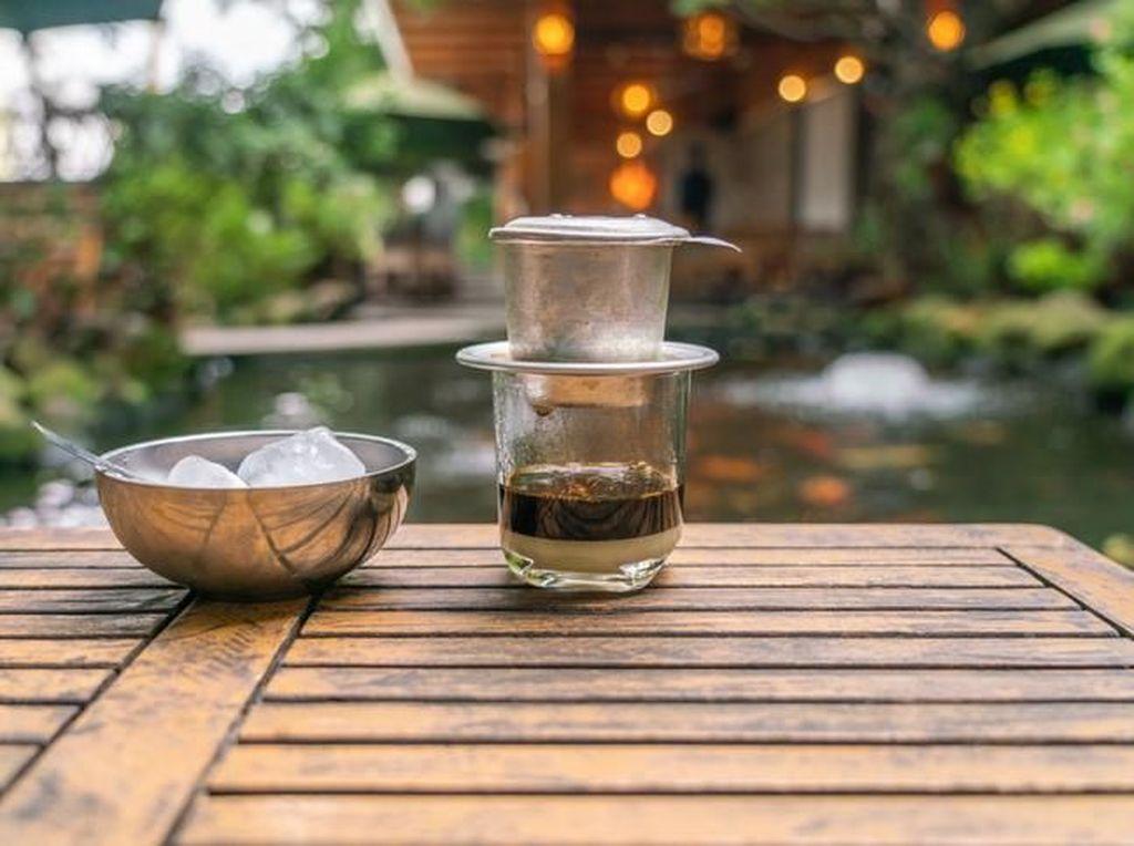 Selain Susu Kental Manis, Kopi Vietnam Ditambah Yogurt hingga Sawo