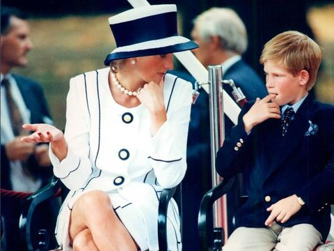 Ingat Obrolan Terakhir Putri Diana, Harry Menyesal Seumur Hidup