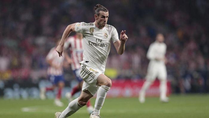 Absennya Gareth Bale dalam beberapa laga Real Madrid penyebabnya masih menjadi misteri (Foto: AP Photo/Bernat Armangue)