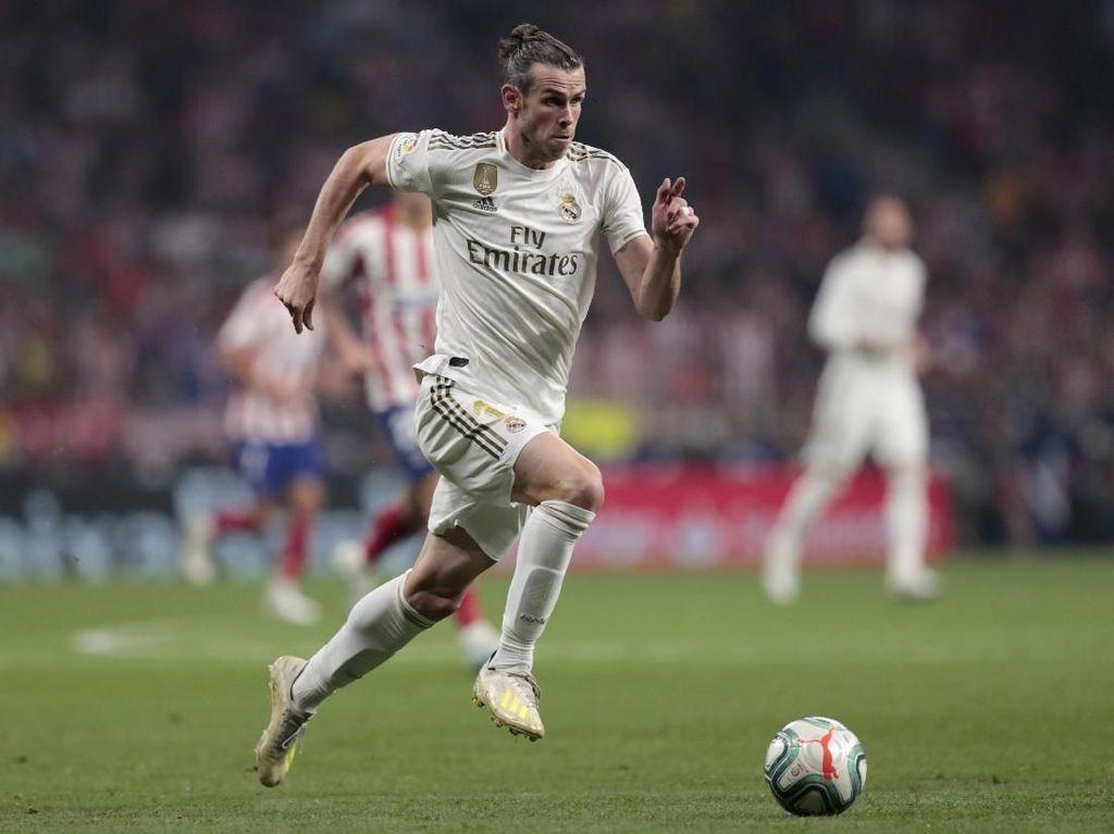 Meski Tak Bahagia, Bale 100% Untuk Madrid