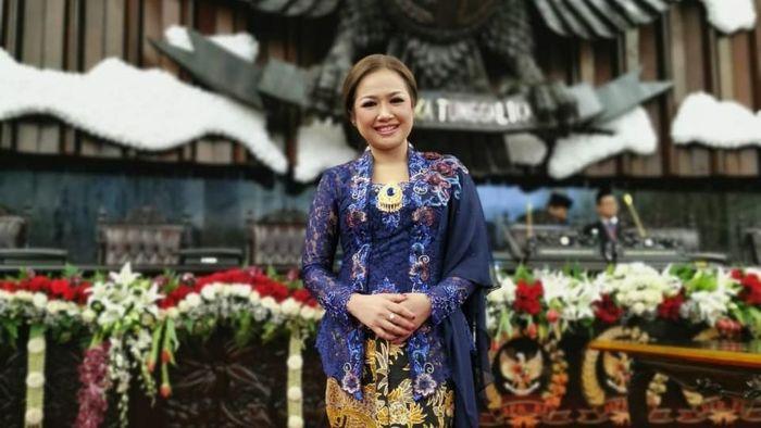 Lasmi Indaryani, mantan manajer Persibara Banjarnegara (dok. pribadi)