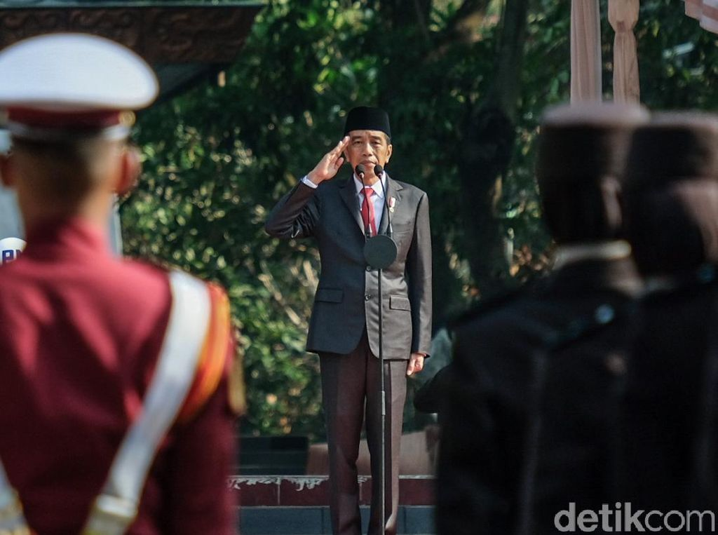 Jokowi Tak Perlu Takut dengan Ancaman Parpol soal Perppu KPK