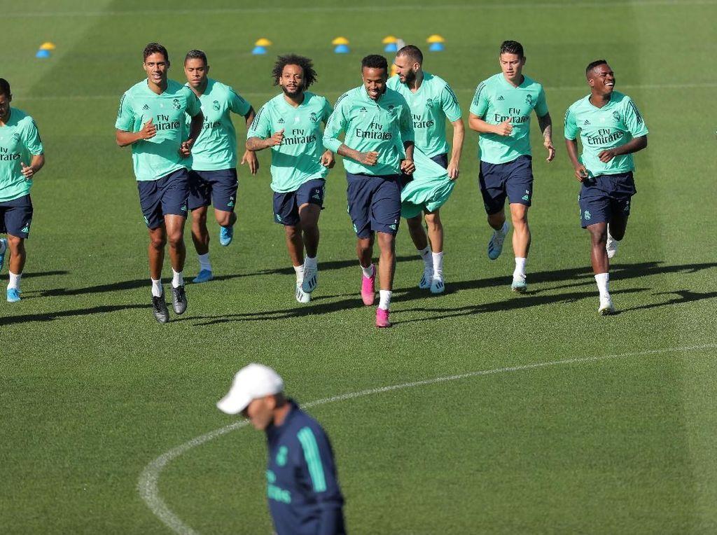 Lawan Club Brugge, Real Madrid Wajib Menang!