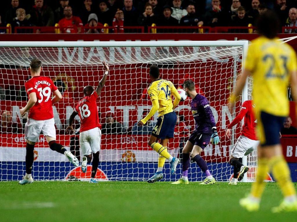 Ini yang Mesti Dilakukan Arsenal untuk Kalahkan MU