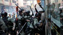 China: Ada Kekuatan Asing yang Mendorong Kekerasan Demonstran Hong Kong