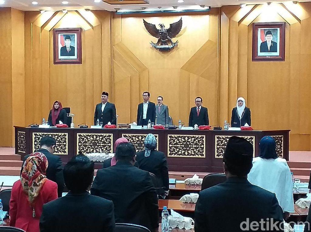Ini Struktur Empat Komisi DPRD Surabaya Periode 2019-2024