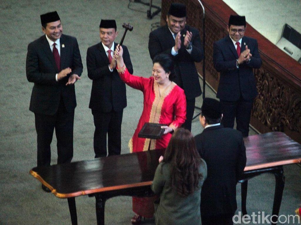 290 Anggota DPR Bolos Rapat Paripurna, Ini Kata Puan