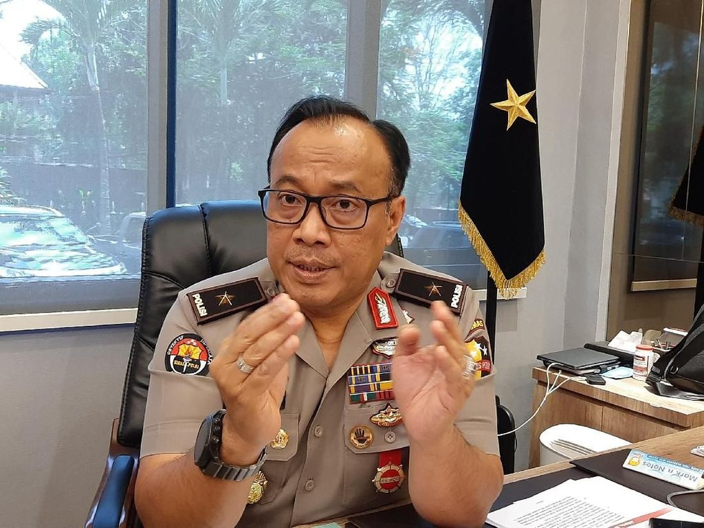 Selain Kreator, Polisi Juga Tangkap Buzzer dan Admin Grup WA Anak STM