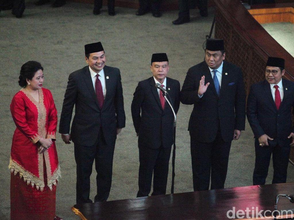 Alasan Pimpinan DPR dari Gerindra Tak Duduki Kursi Bekas Fadli Zon