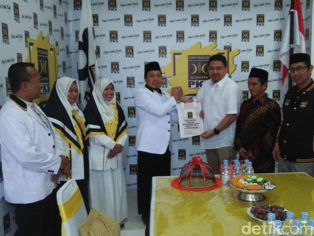 Kerabat JK, Appi Maju Lagi di Pilwalkot Makassar