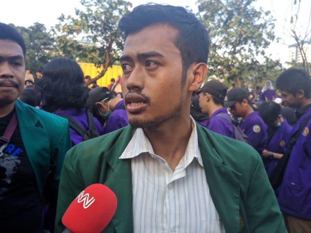 Ini 4 Tuntutan Restorasi Mahasiswa yang Demo di DPR