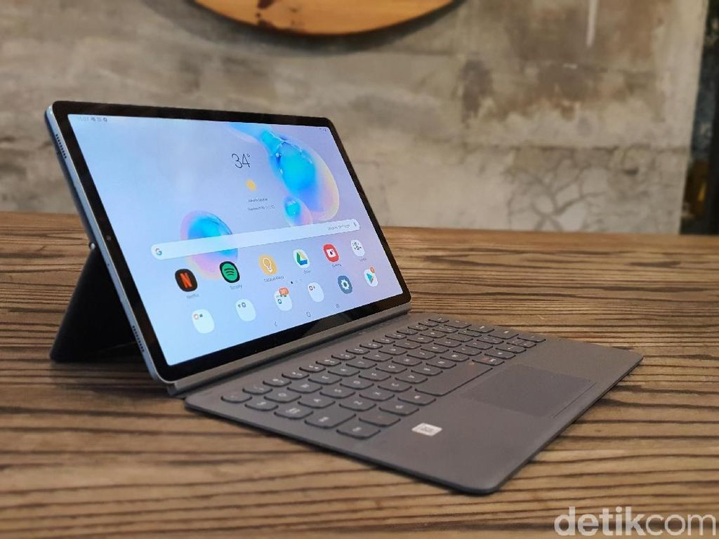 Galaxy Tab S6, Tablet Android Terbaik