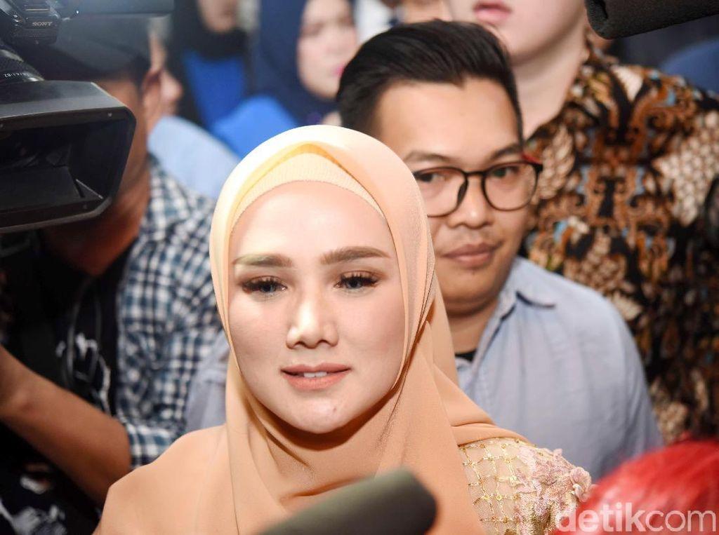 Habis Dilantik, Mulan Jameela Nyatakan Tolak UU KPK