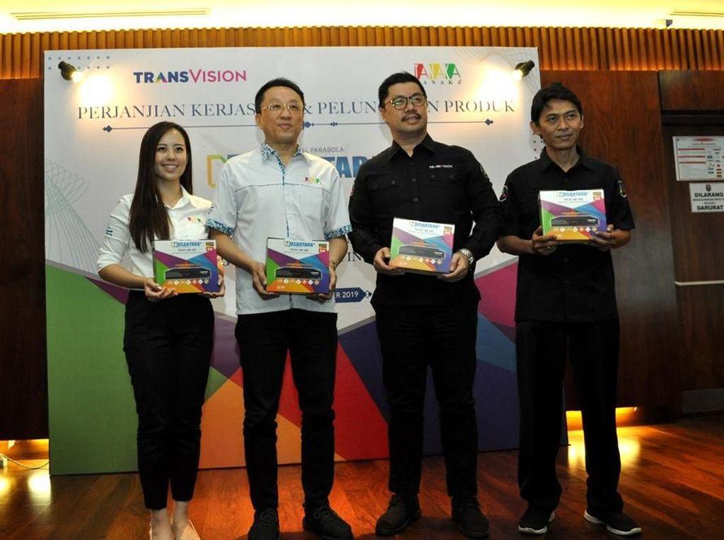 Transvision Luncurkan Paket Ekonomis Berkualitas