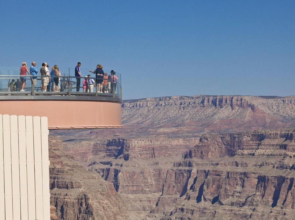 Turis Lompat ke Jurang di Grand Canyon, Motifnya Belum Diketahui