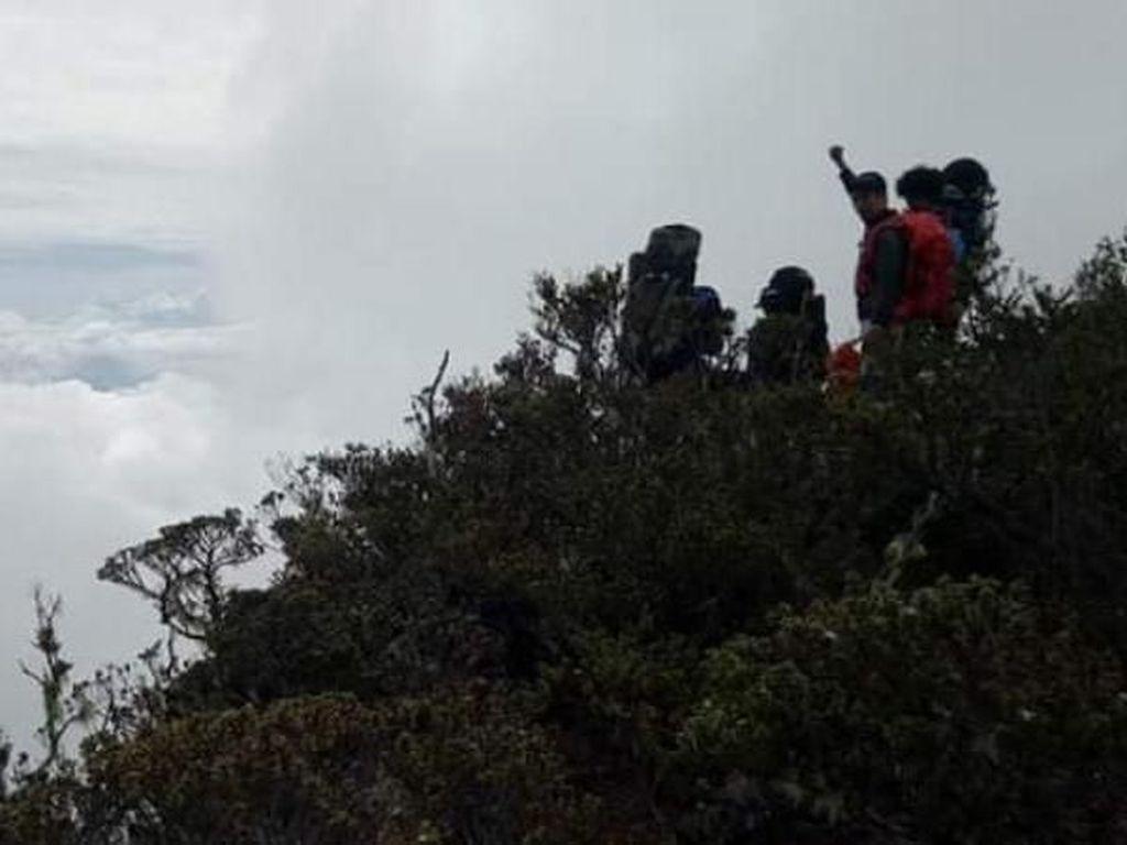 Jalan Panjang Menaklukkan Rantemario, Gunung Tertinggi di Sulawesi