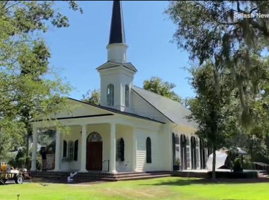 Ini Gereja Tempat Justin dan Hailey Gelar Pernikahan Kedua Kali