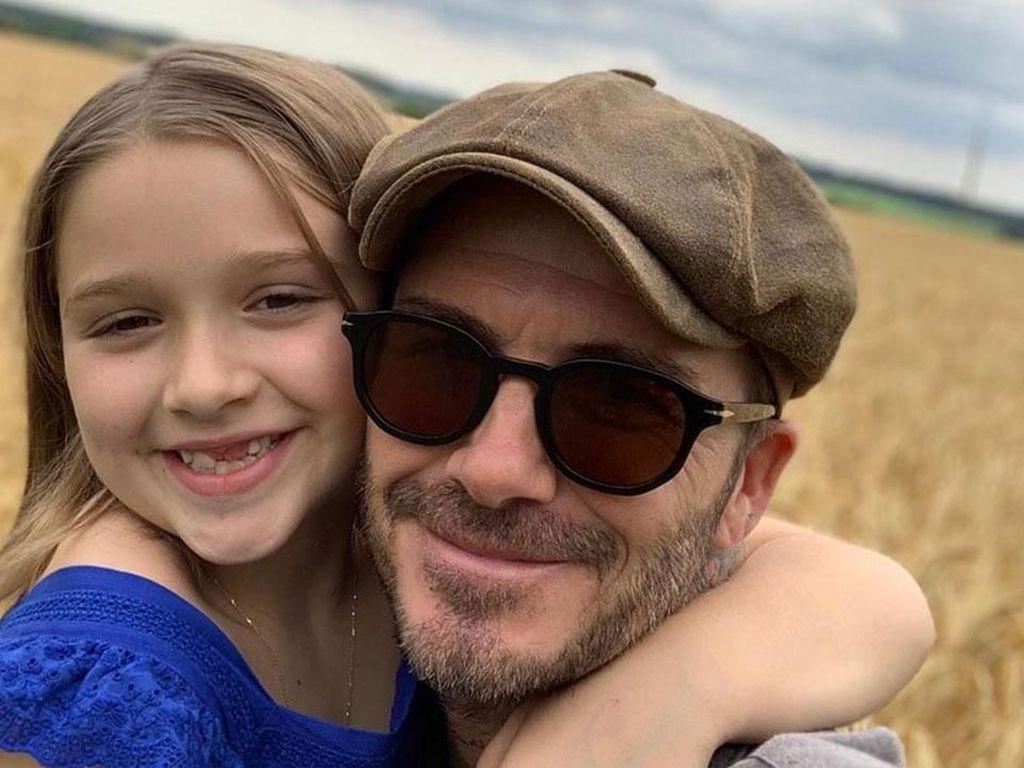 Harper Beckham, Putri David dan Victoria Bekcham Ternyata Jago Masak