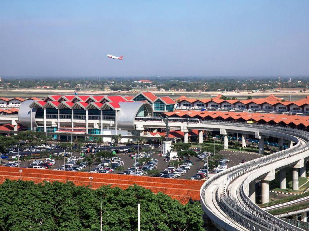 Video Menhub Ajak Vote Soekarno-Hatta Jadi Bandara Terbaik di Dunia