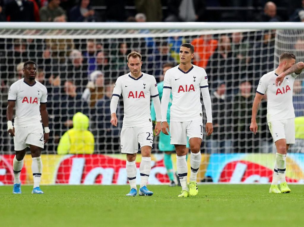 Tottenham Mau Bangkit? Mulai dari Kandang Dulu