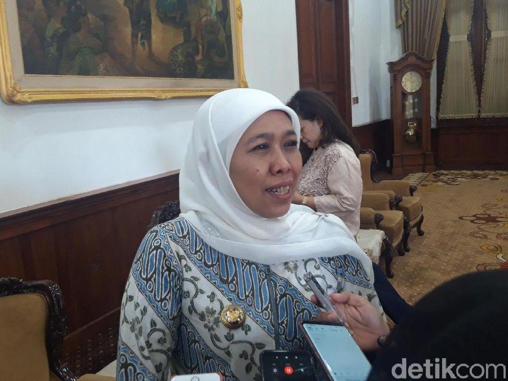 Khofifah: Tiga Menteri dari Jatim jadi Komandan Istana
