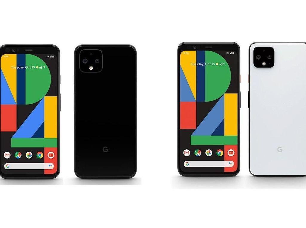 Jelang Diluncurkan, Ini Bocoran Lengkap Google Pixel 4