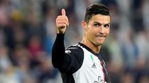 Ini Rahasia Bugar Cristiano Ronaldo di Usia 35 Tahun