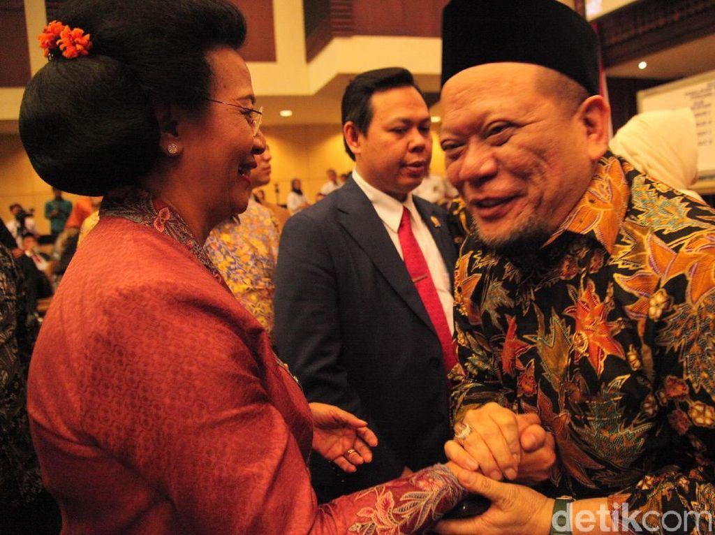 La Nyalla Pastikan Tak Akan Rangkap Jadi Pimpinan MPR