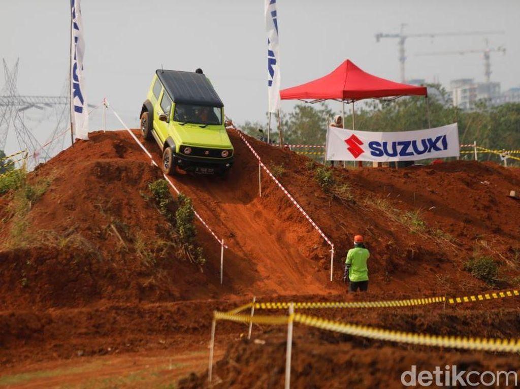 Suzuki Jimny Mentok Aturan Emisi, Nasibnya Bakal Tamat di Eropa