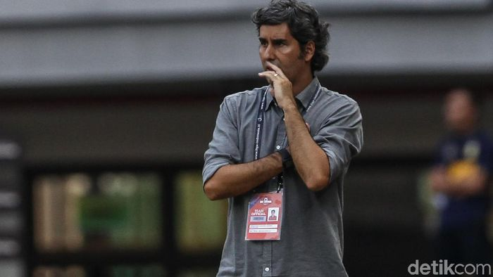 Stefano Cugurra Teco, pelatih Bali United