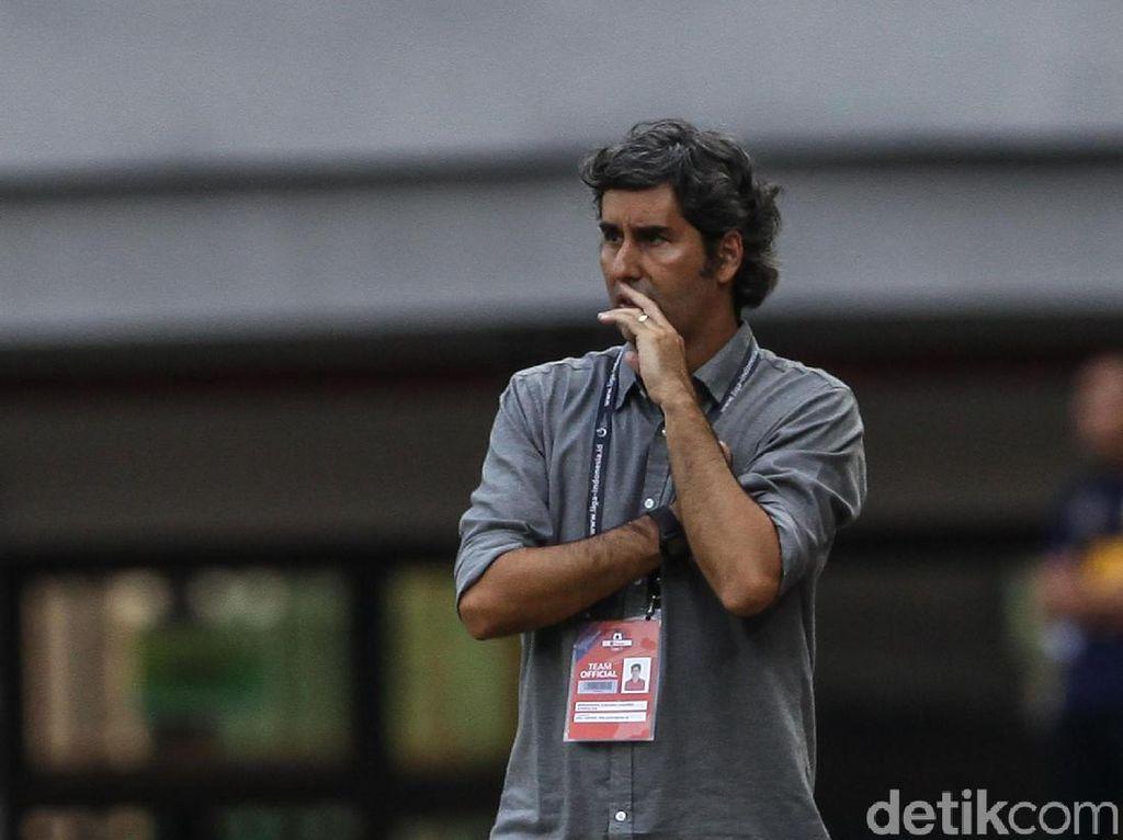Teco Terima Kritik untuk Bali United, Amunisi untuk Perbaiki Diri