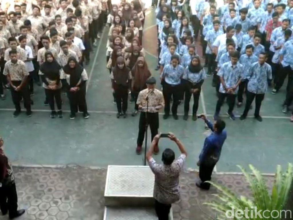 Sikap Pelajar Kota Malang Menolak Ajakan Demontrasi di DPR