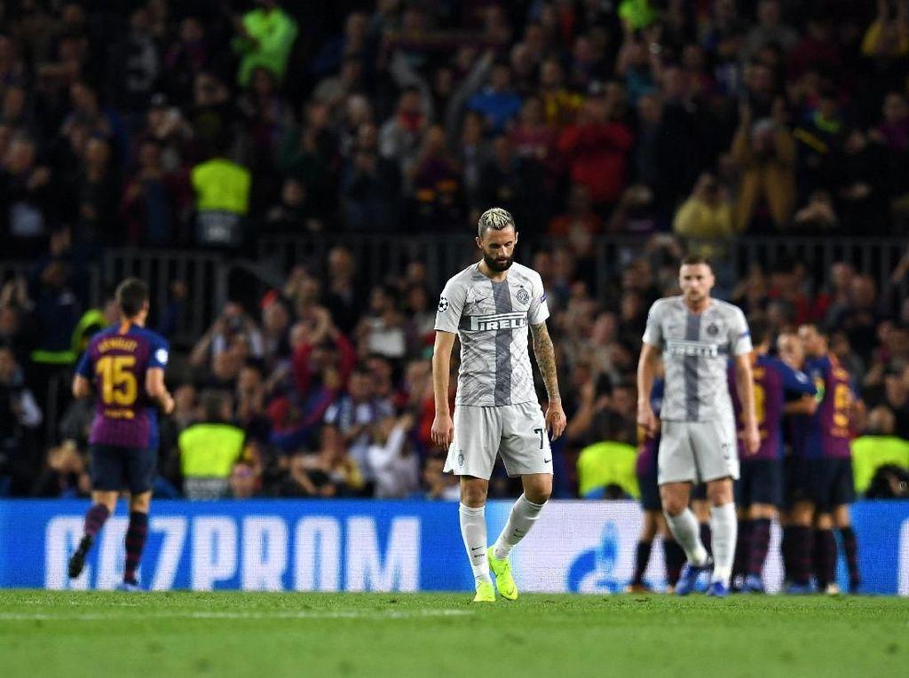 Preview Barcelona Vs Inter: Nerazzurri Jelek di Camp Nou