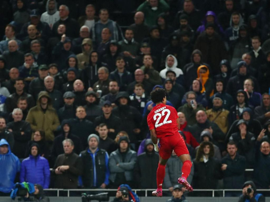 Tanpa Ampun, Bayern Munich Bikin Tottenham Babak Belur