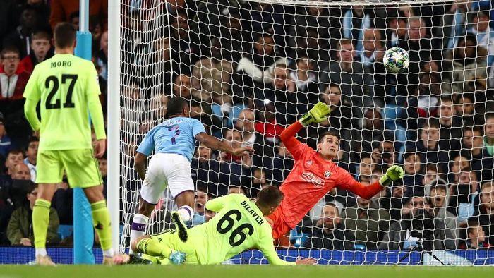 Laga Manchester City vs Dinamo Zagreb Foto: Clive Brunskill/Getty Images