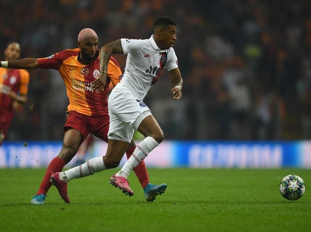 Galatasaray Vs PSG Masih Tanpa Gol di Babak Pertama