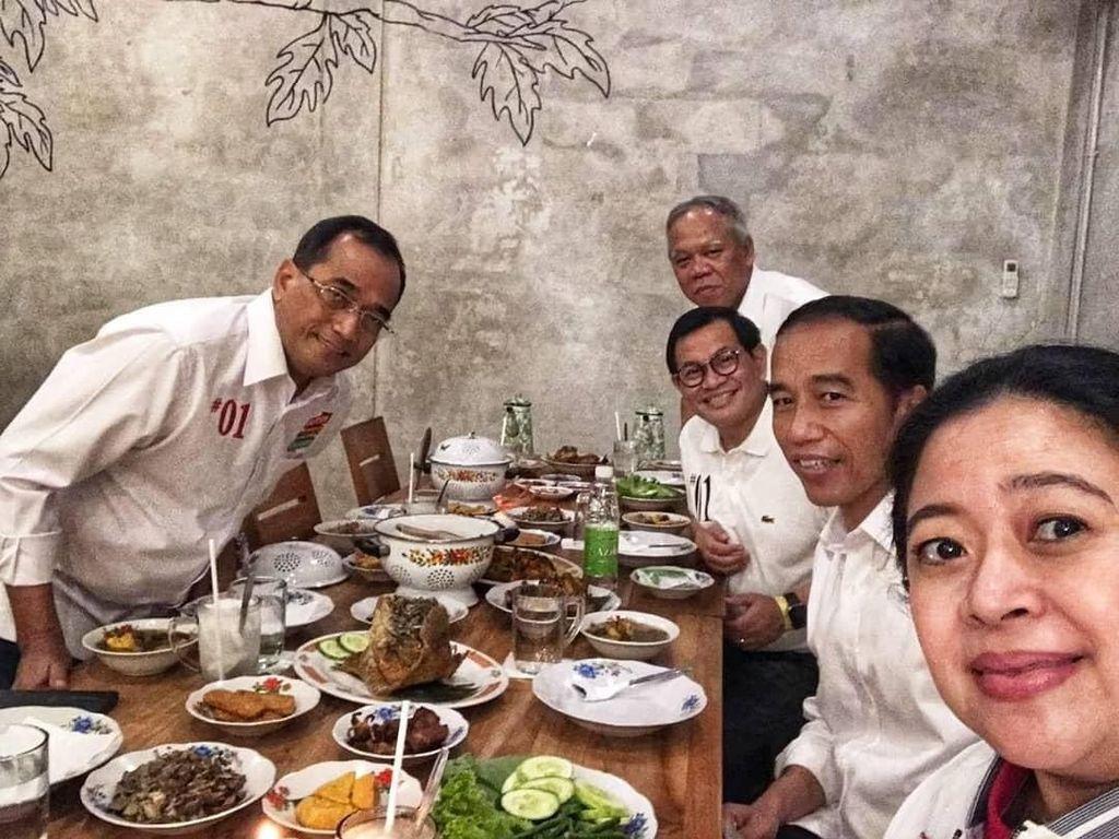 Doyan Pempek hingga Makan Bareng Politisi, 5 Fakta Kulineran Puan Maharani