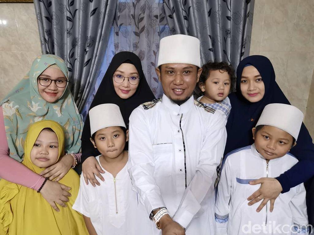 Lora Fadil akan Tempati Rumah Dinas DPR Bersama 3 Istrinya