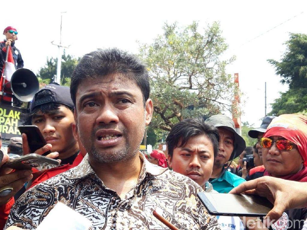 Langkah-langkah Buruh Gugat Omnibus Law Cipta Kerja