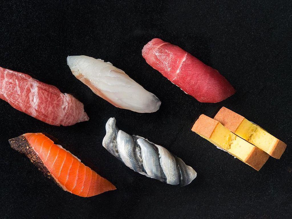 Restoran Sushi Milik Donald Trump Berhasil Sabet Bintang Michelin