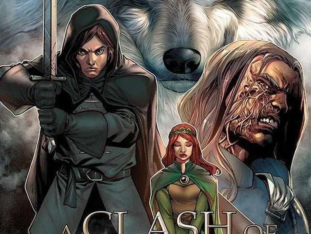 Hore... Game of Thrones Diadaptasi Jadi Komik