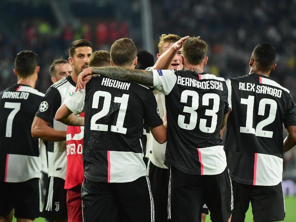 Bernardeschi: Ini Juventus yang Diinginkan Semua Orang