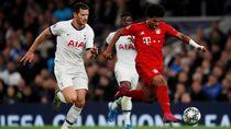 Gol-gol Bayern saat Gilas Spurs 7-2 di London