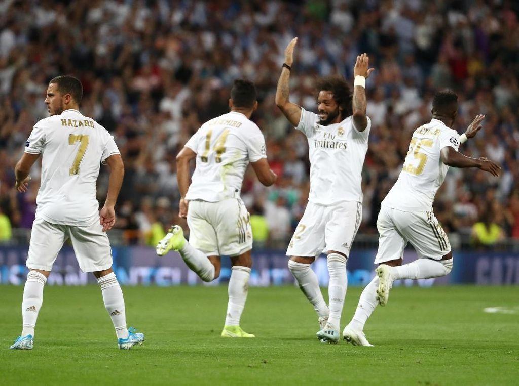 Madrid Memulihkan Diri dengan Baik Usai Terluka di Paris