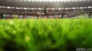 Melihat Persiapan Timnas Indonesia Melawan Uni Emirat Arab