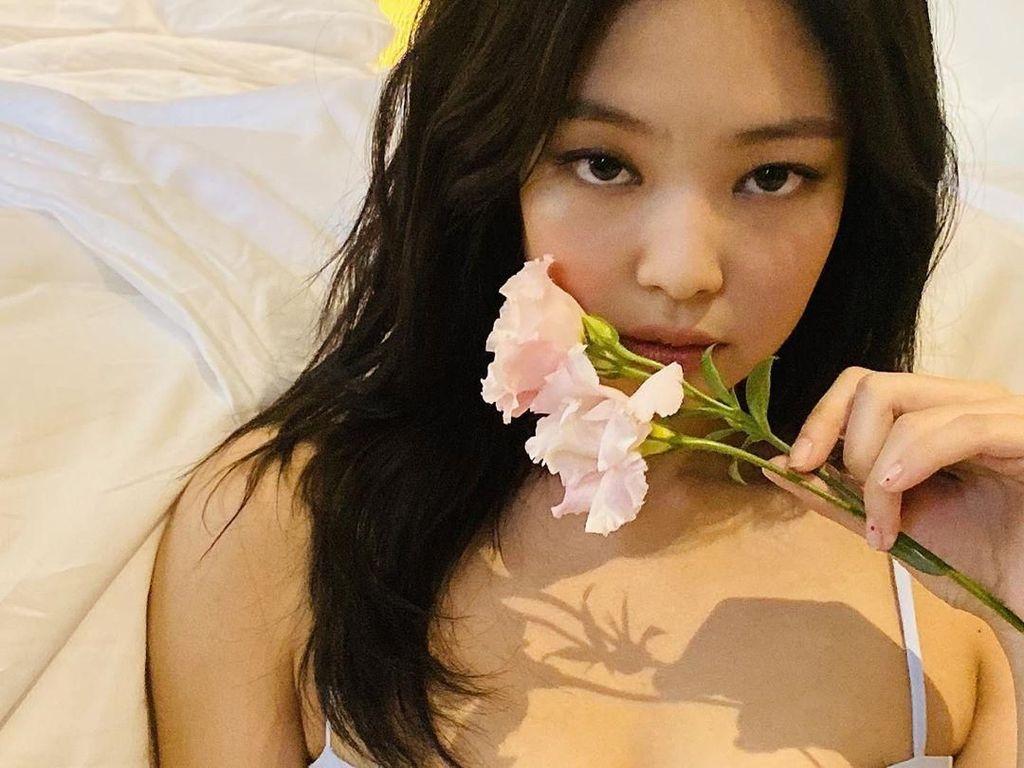 Viral Foto Wajah Ibu Jennie Blackpink Bikin Netizen Terpesona