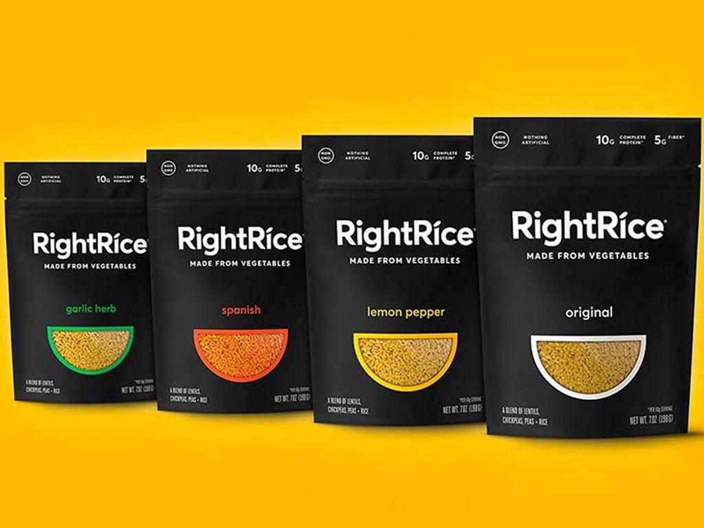 Terbaru! Ini RightRice, Nasi Rendah Kalori Dengan Rasa Persis Nasi