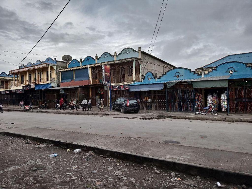 IDI Jayapura: Korban Kerusuhan Wamena Mayoritas Luka Bakar dan Luka Bacok