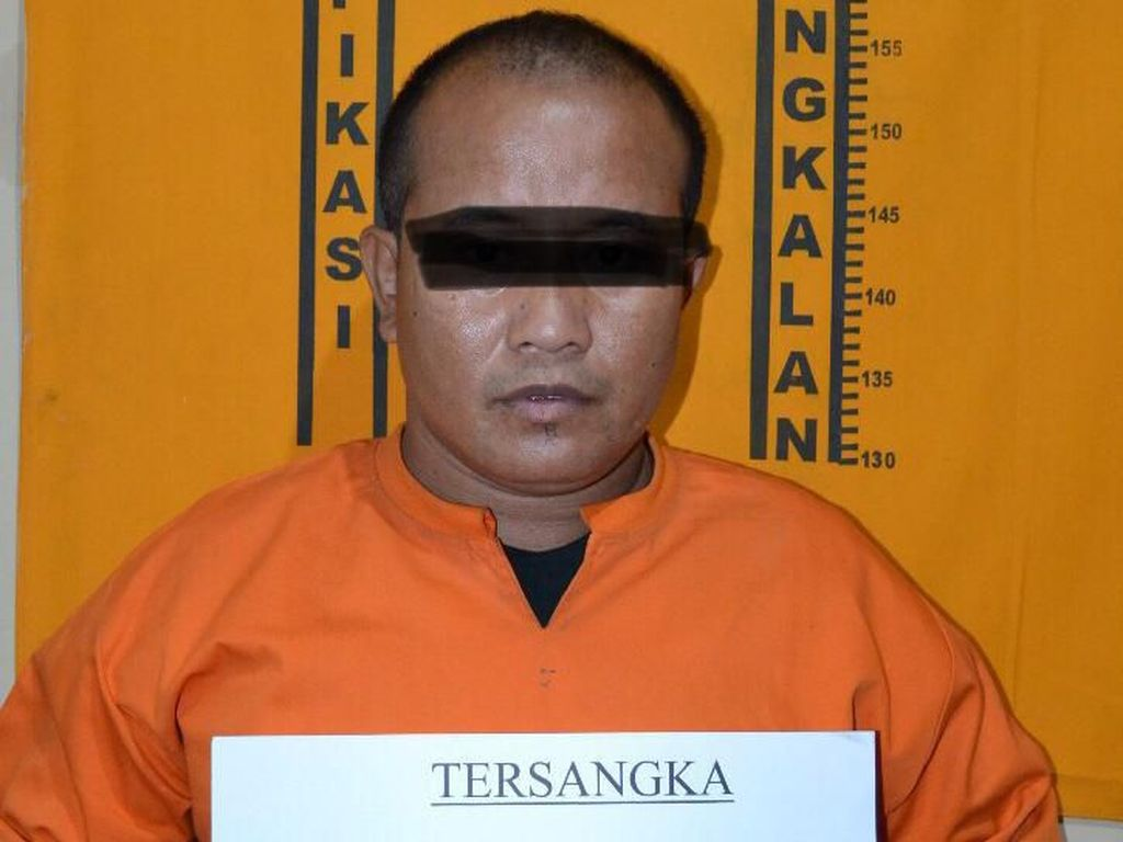 Ini Tampang 5 Pemerkosa di Bangkalan yang Dihukum Mati